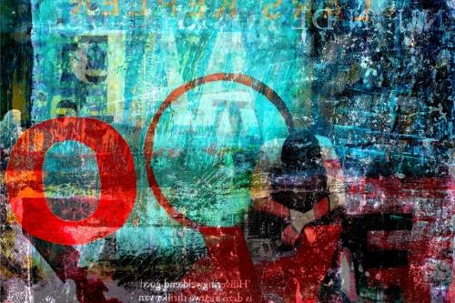 Bekend Abstracte kunst | Schilderijen XL @AQ67