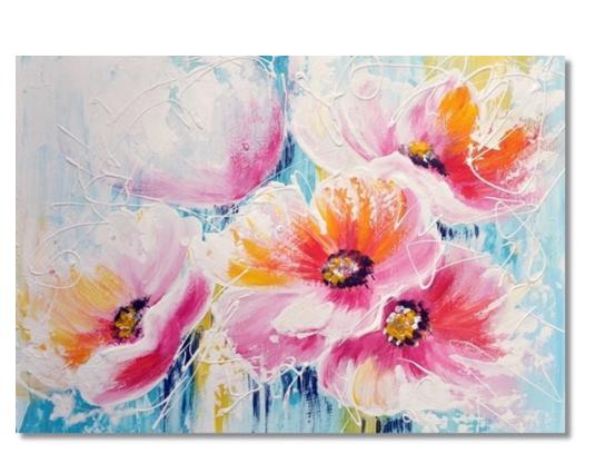 Verwonderend Acryl schilderijen | Schilderijen XL FI-76