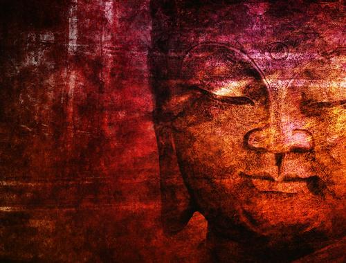 boeddha schilderije